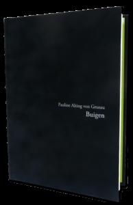 Gedichtenbundel 'Buigen'